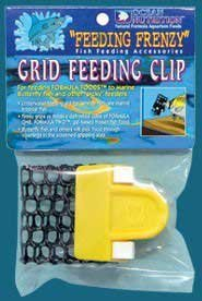 Ocean Nutrition (Salt Creek) AON25105 1-Pack Feeding Frenzy Grid Feeder Clip for Fishes